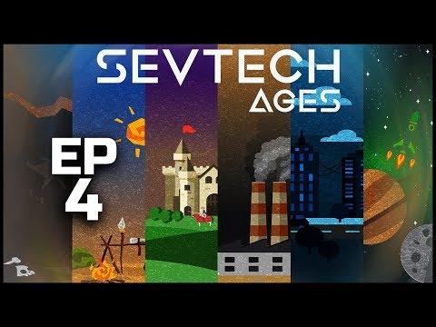 Atlas Navigation | SevTech: Ages Ep 4
