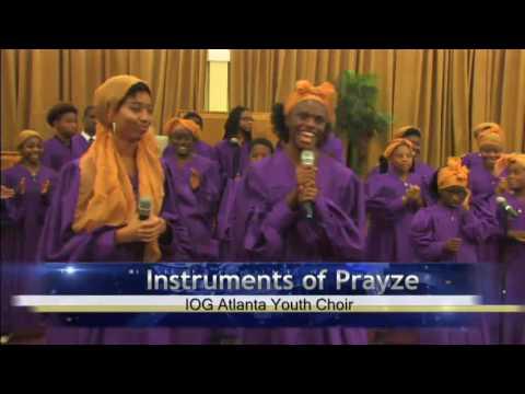 IOG Choirs - Atlanta (7/30/16) Bounce Back
