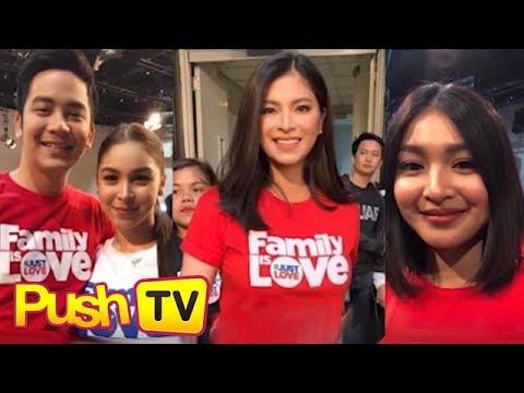 Kapamilya Stars, nagsama-sama para sa ABS-CBN Station ID 2018