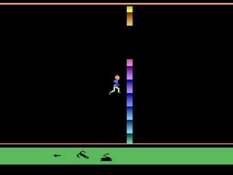 Unplayable Games-Swordquest Earthworld (Atari 2600)