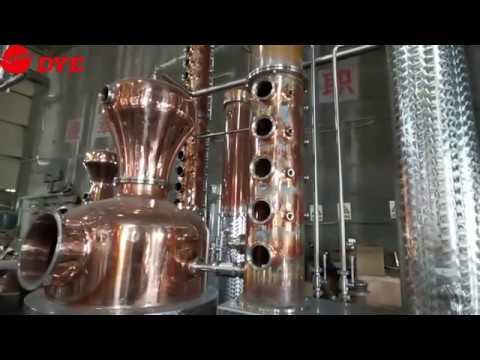 500L DYE I distiller to Canada
