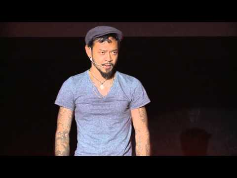 Life uncuffed, beyond the wire: Kosal Khiev at TEDxKL 2013
