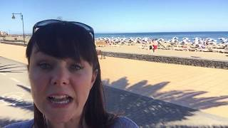 Lanzarote weather 23rd June 2018