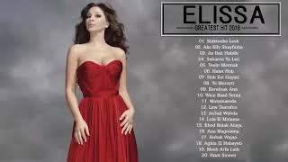 The Verry Best Songs Of Elissa   اجمل اغاني اليسا من كل البومات