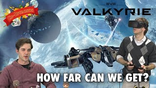 Flying at the Speed of Space (Eve: Valkyrie - Warzone) || Co-Optimistic