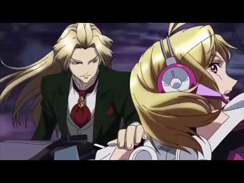 「AMV」Cross Ange - Fight Song