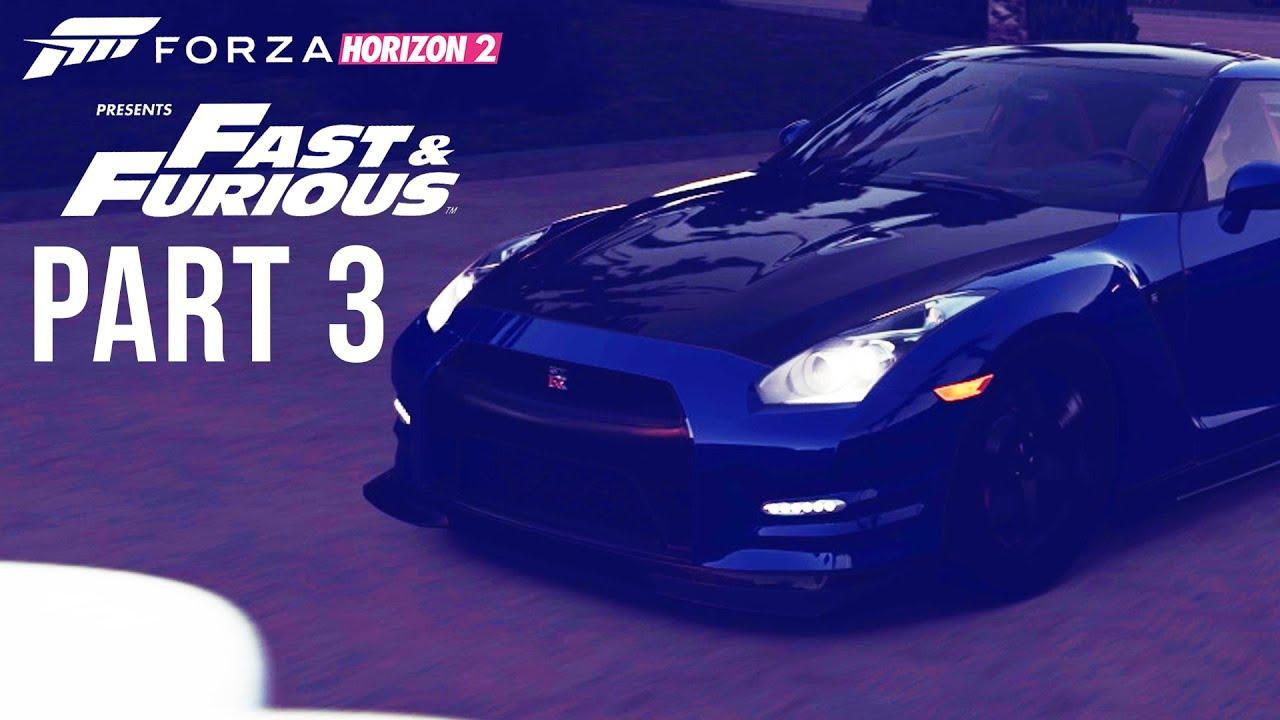 Forza Horizon 2 Presents Fast Furious Gameplay Walkthrough Part 3