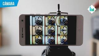 ZTE Blade V8 Mini - Review de cámara en español