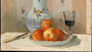 Camille Pissarro Flower & Stil…