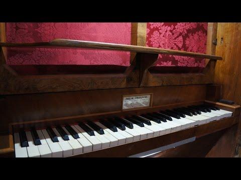 Zipoli - Prelude (Suite in B minor, Church St Zeno and Rocco, Mazzano)