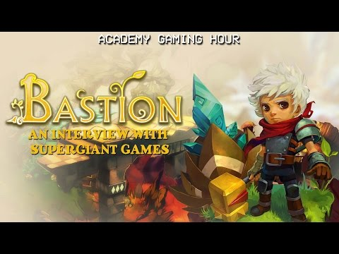 Academy Gaming Hour w/ Supergiant Games