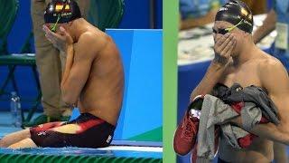 El nadador Miguel Durán es descalificado Rio2016