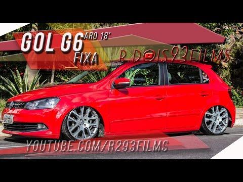 VOLKSWAGEN GOL G6 REBAIXADO ARO 18 SUSPENSÃO FIXA |  RDOIS93FILMES