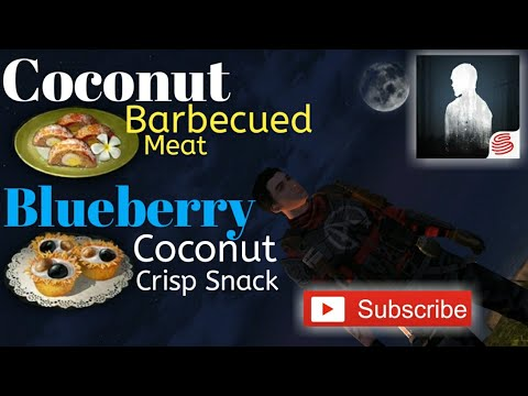 Resep Membuat Coconut Barbecued Meat Blueberry Coconut Crisp Snack 41 Lifeafter Youtube