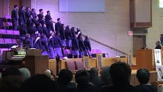 """Couldn't Hear Nobody Pray"" Wiley College Choir 2016"