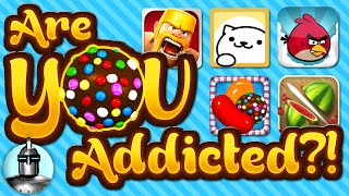 17 Signs You Are Addicted to Mobile Games | The Leaderboard