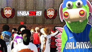TWO KN MEMBERS HIT 98 OVERALL AT SAME TIME 👑 NBA 2K19