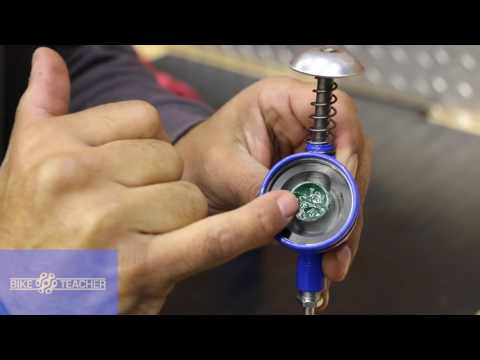 How to grease with Park Tool GG-1 gun