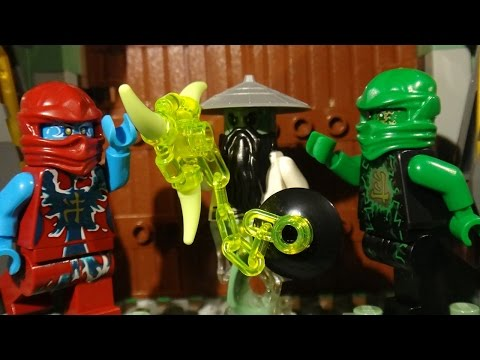 LEGO NINJAGO - RISE OF SENSEI YANG - PART 2
