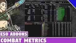 Combat Metrics - Combat Log Info | ESO Addon Spotlight | Elder Scrolls Online Best Addons