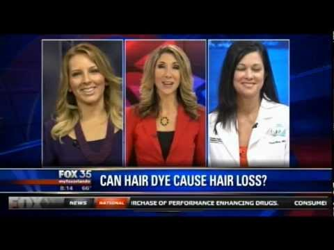 Does Hair Dye make Your Hair Fall Out? Dr. Tace Rico ...
