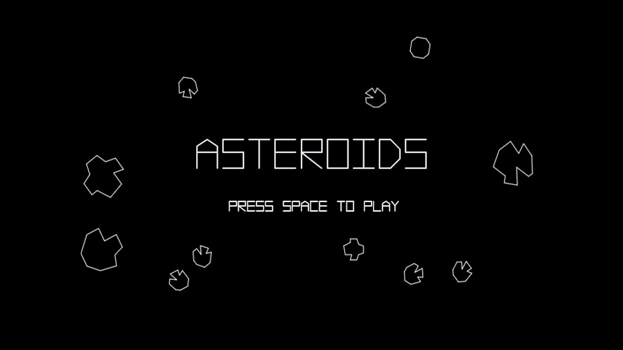 Online Asteroids Game