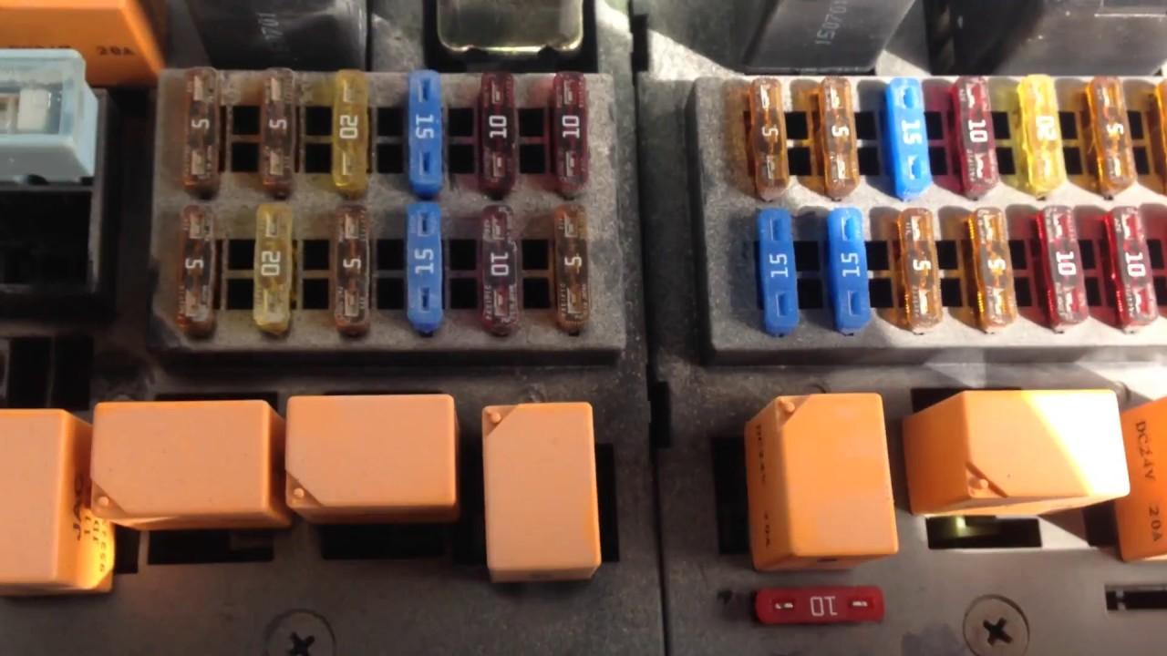 medium resolution of fuse box locations jac boom truck