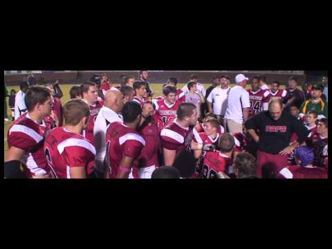 NAFO Coach Allen's Post Game Talk with Team