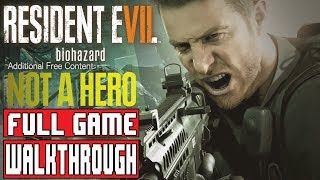 RESIDENT 7 NOT A HERO Gameplay Walkthrough Part 1 FULL GAME - No Commentary