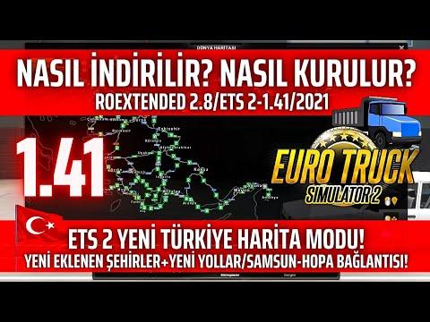 YENİ TRAVEGO 15 SHD // ALANYA - SİLİFKE SEFERİ   ETS2 1.41 !!