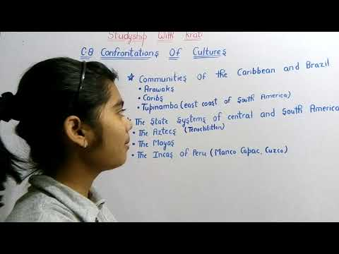 Class 11th History Ch-8(Part-1)||Confrontations of Cultures