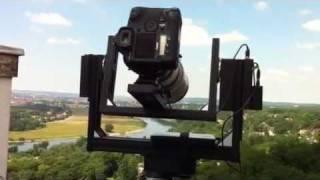 Gigapixel Test in High Speed Mode