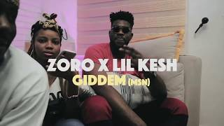 Zoro - Giddem Ft. Lil Kesh Official Song with Lyrics