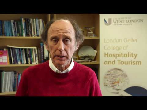 English Tourism Week and the University of West London