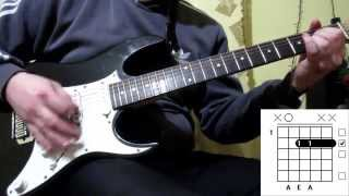 Rock or Bust - AC/DC how to play (cover + chords) guitar lesson