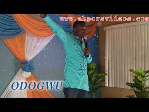 ODOGWU in Laugh Out Loud Comedy Series 8
