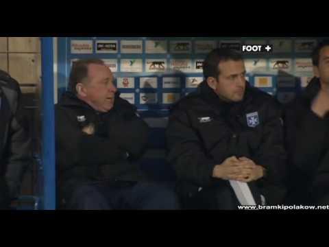 Bramka Jelenia na 1-0 Auxerre - Mans. Asysta Dudki