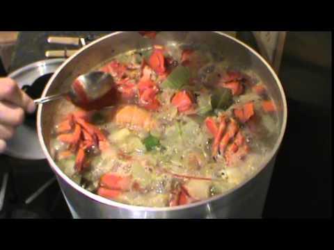 Lobster Shell Stock