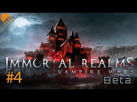 Immortal Realms: Vampire Wars - Gameplay en español - #4 Sandbox con Vlad Dracul FINAL