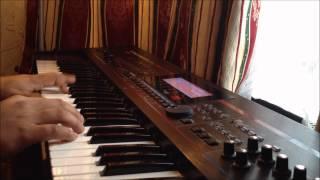 Download Hindi Video Songs - Mazhaye Mazhaye - Eeram Piano / Keyboard
