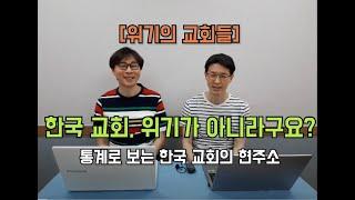 [위기의 교회들] 한국 교회, 위기가 아니라구요? - …