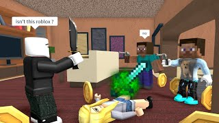 ROBLOX Murder Mystery 2 FUNNY MOMENTS (DRIP 2)