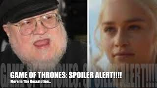 Game of Thrones season 8 spoilers: Will George RR Martin be in season 8?