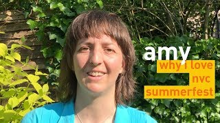 Gambar cover NVC Summerfest 2018 Vox Pops #1: Amy