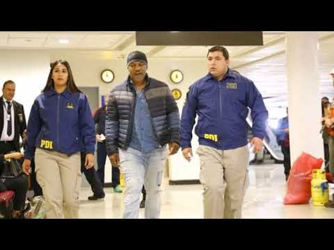 Mike Tyson denied entry into Chile, to be sent back to US - Daily News