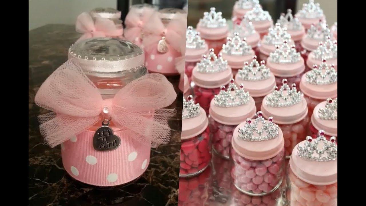 Recuerdos para bautizo con frascos de gerber imagui - Como reciclar para decorar ...