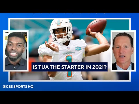 Tua Tagovailoa, Team Needs ,& Free Agent Targets  Dolphins Offseason Preview  CBS Sports HQ