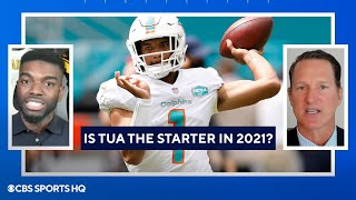 Tua Tagovailoa, Team Needs ,& Free Agent Targets | Dolphins Offseason Preview | CBS Sports HQ