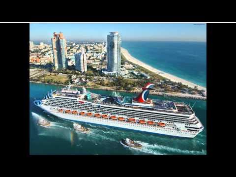 Carnival Cruise Corp. Fleet 2016