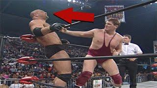 5 LUCHAS QUE SE SALIERON DE CONTROL (LOQUENDO WWE)